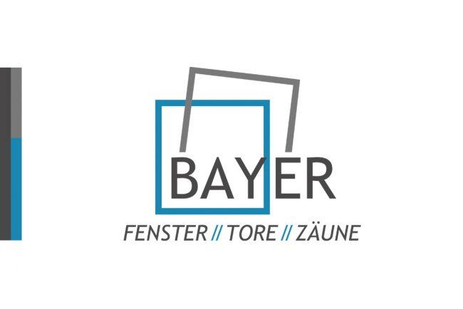 Logo Fensterbayer 3 - Grafikdesign - Feelon Media&Entertainment - Event & Werbeagentur