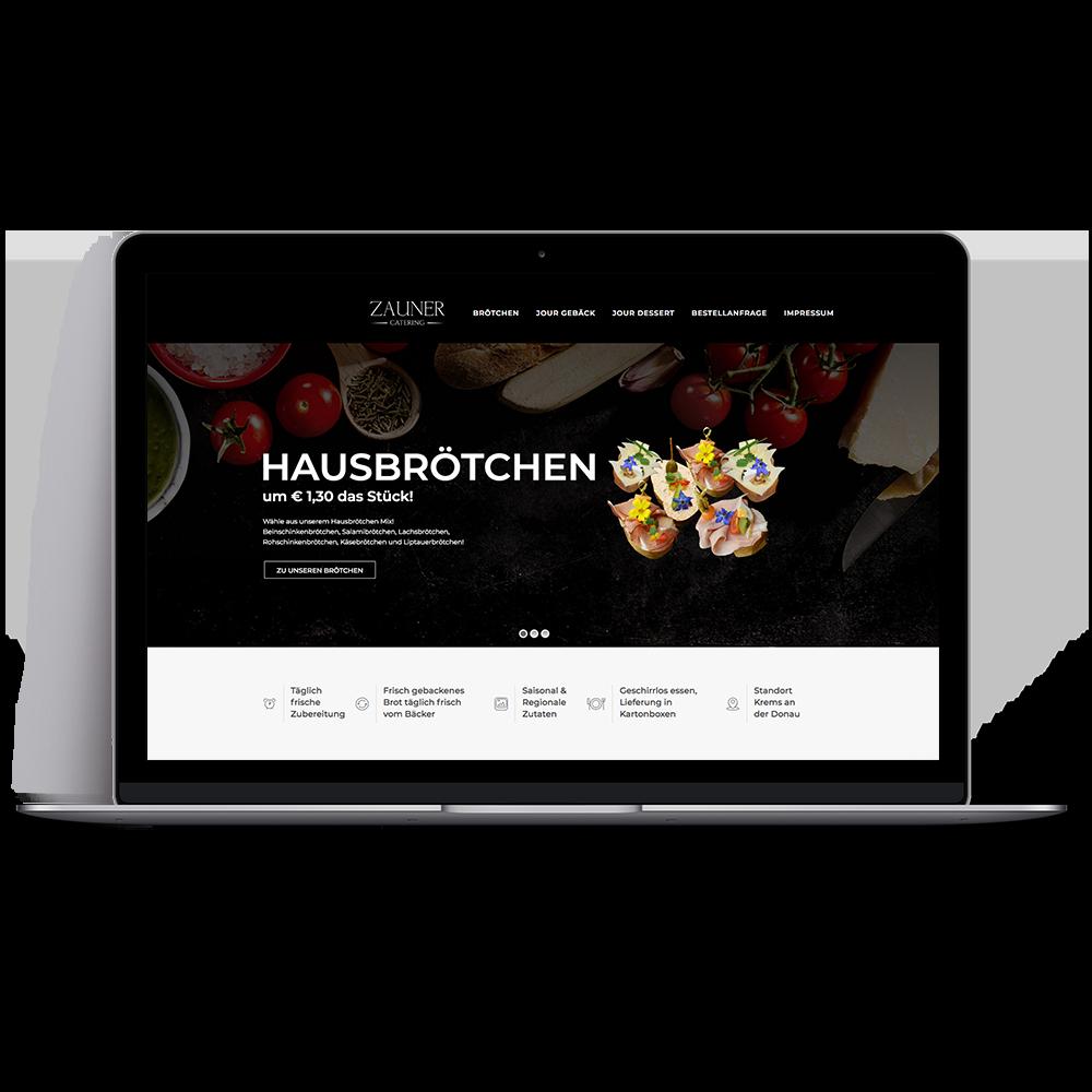 Webdesign & Website - Notebook