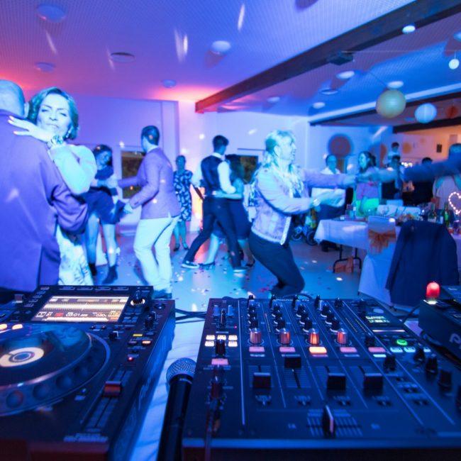 Exklusiver DJ Service